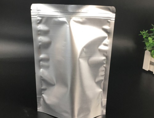 Food grade customized printed foil laminated  Resealable Mylar Bags