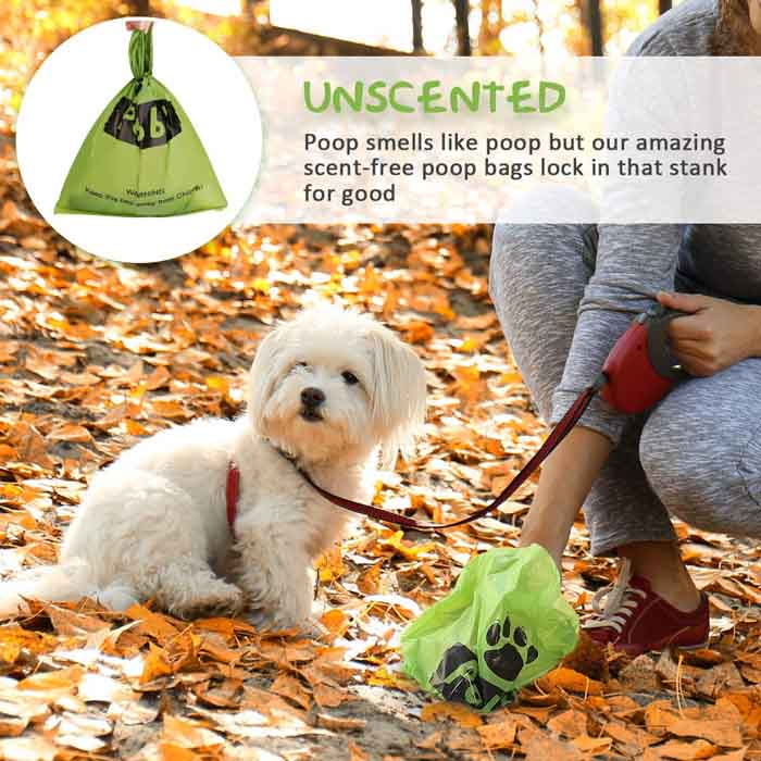 doggie poo bags