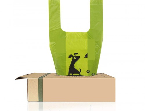Wholesale Custom Printed Dog Poop Waste Bag